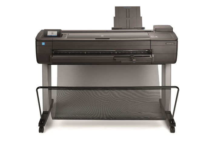 Hp Designjet T730 36 Quot Printer Hewlett Packard Designjet
