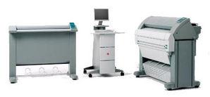 Oce TDS320 Wideformat Digital Copier Printer Scanner