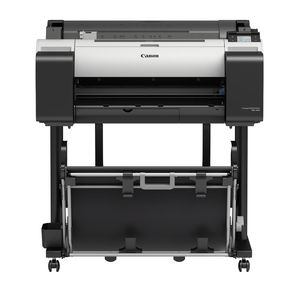 "Canon iPF TM-205 24"" 5 Colour Graphics Large Format Printer with Stand"