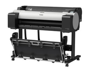 EX-DEMO Canon TM-300 A0 Plotter NEW INK & FREE PAPER