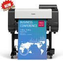 """TX-2100 FRONT VIEW NEW MARCH 2021 - Canon imagePROGRAF TX-2100 24"""" A1 Multipurpose Printer"""