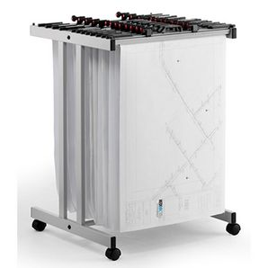 Vistaplan A1 / A0 Mobile CAD Trolley Carrier