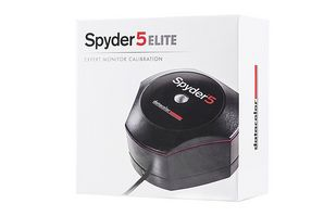 Datacolor Spyder5 ELITE Colour Calibrator S5EL100