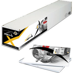 "Xativa XPGPRO200-36 X-Press 200g/m² Gloss Pro Photo Inkjet Paper 36"" 914mm x 30mtr"