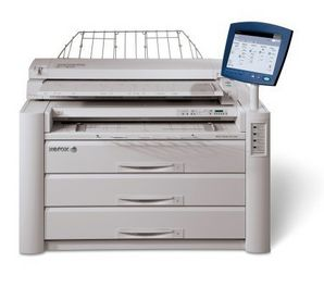 Xerox 6622 Wide Format Digital copier Scanner