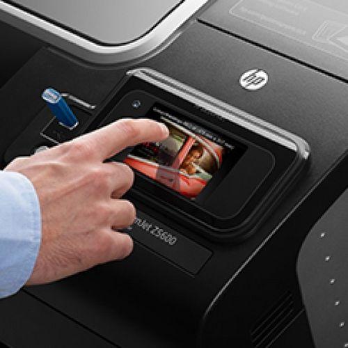 HP DesignJet Z5600   T0B51A   Photo-Printer   HP UK