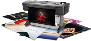 HP DesignJet Z9+  44-in PostScript® Printer W3Z72A