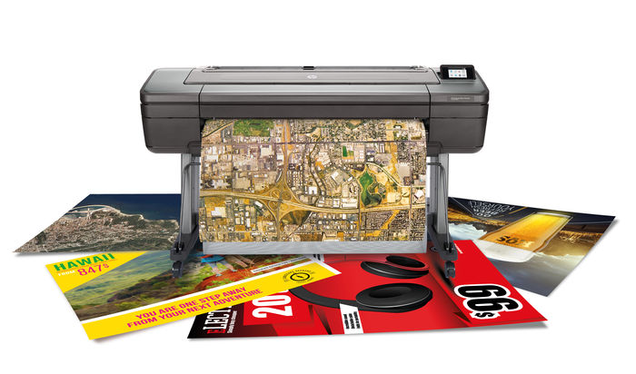 HP DesignJet Z6dr 44 inch PostScript Printer V Trimmer T8W18A