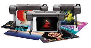 HP DesignJet Z9+ dr 44-in PostScript® Printer with V-Trimmer X9D24A