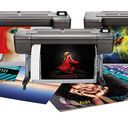 HP Designjet Z9+ Family - HP DesignJet Z9+ dr 44-in PostScript® Printer with V-Trimmer X9D24A